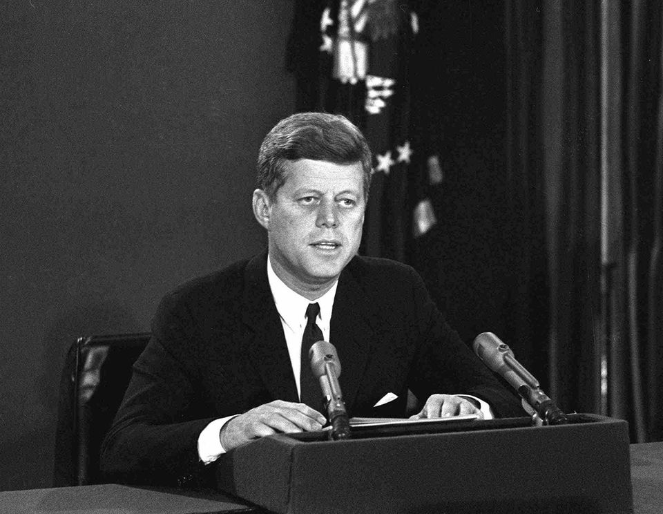 The party of John F. Kennedy appears to be moving away from the idea that government is not there to serve us.