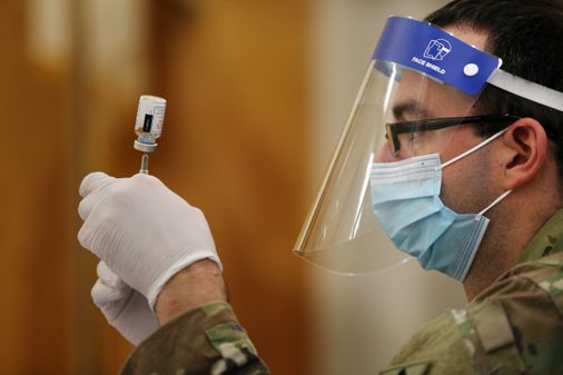 As hopes rise for pandemic's close, some are preparing for never-ending COVID
