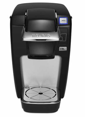 Keurig says its Mini Plus Brewing Systems, with model number K10, can overheat and spray water during brewing.