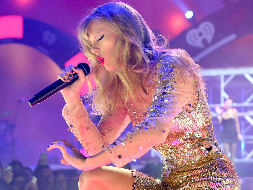 """""""Red"""" is Taylor Swift's fourth studio album and her most calculated move toward Top 40 radio domination."""