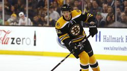 Former Bruins defenseman Zach Trotman was once the final pick in the NHL Draft.