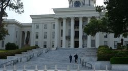 The Alabama State Capitol, in Montgomery, Ala.