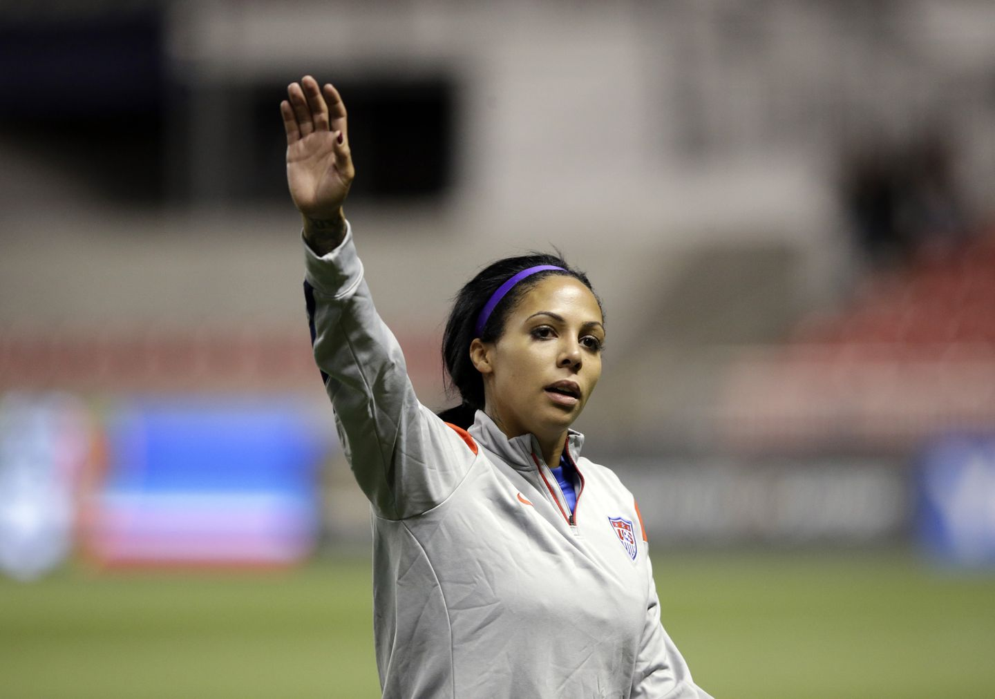 4a95513723cc Sydney Leroux and the US women s national soccer team are ranked No. 1 in  the
