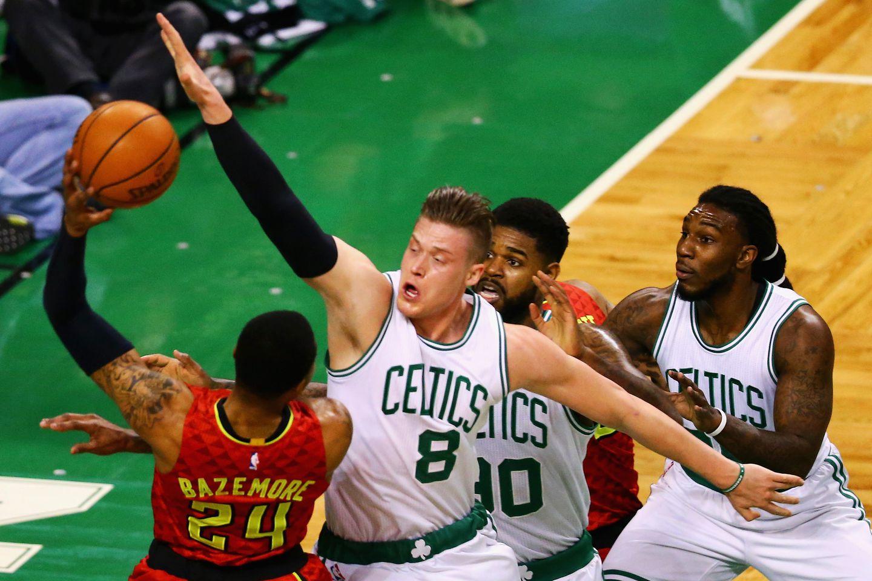 3f478506ed51 Celtics have been counting on Jonas Jerebko - The Boston Globe