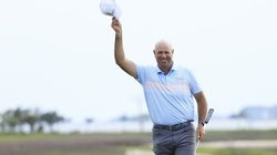 Stewart Cink finished 19-under to wrap up his third RBC Heritage title at the age of 47.