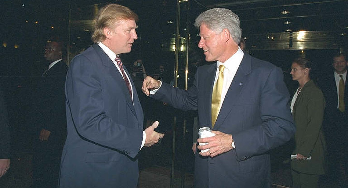 From normalizing Bill Clinton to normalizing Donald Trump - The Boston Globe