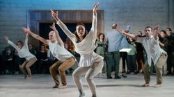 """Global Arts Live's ODC/Dance featuring the Boston Cecilia in the Boston premiere of """"Path of Miracles."""""""