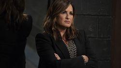 "Mariska Hargitay as Olivia Benson in ""Law and Order: SVU."""