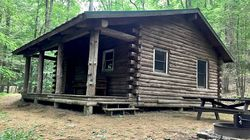 The Mohawk Trail State Forest has six cabins, including four cabins that sleep up to five people and two smaller ones sleeping up to three people.