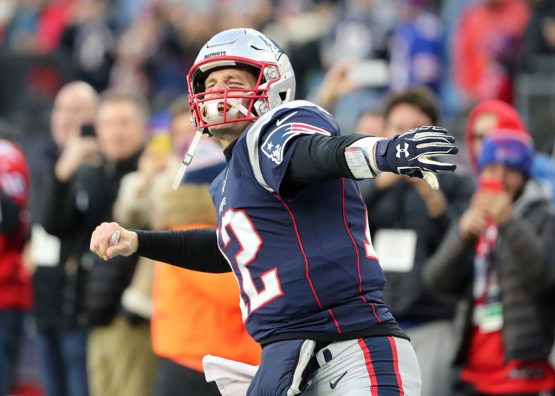 Tom Brady On His Big Block His Dad And Julian Edelman The