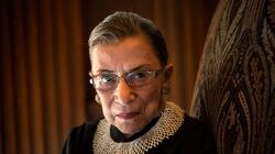 Supreme Court Justice Ruth Bader Ginsburg celebrated her 20th anniversary on the bench in 2013.