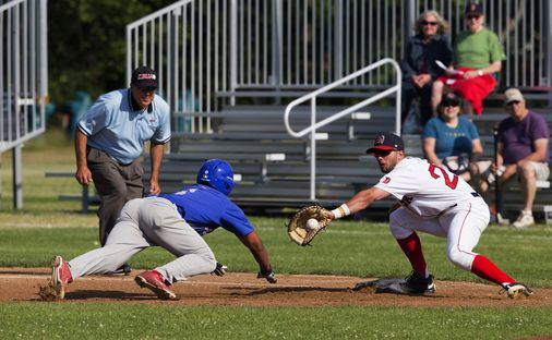 Touching all the bases in the Cape Cod League - The Boston Globe