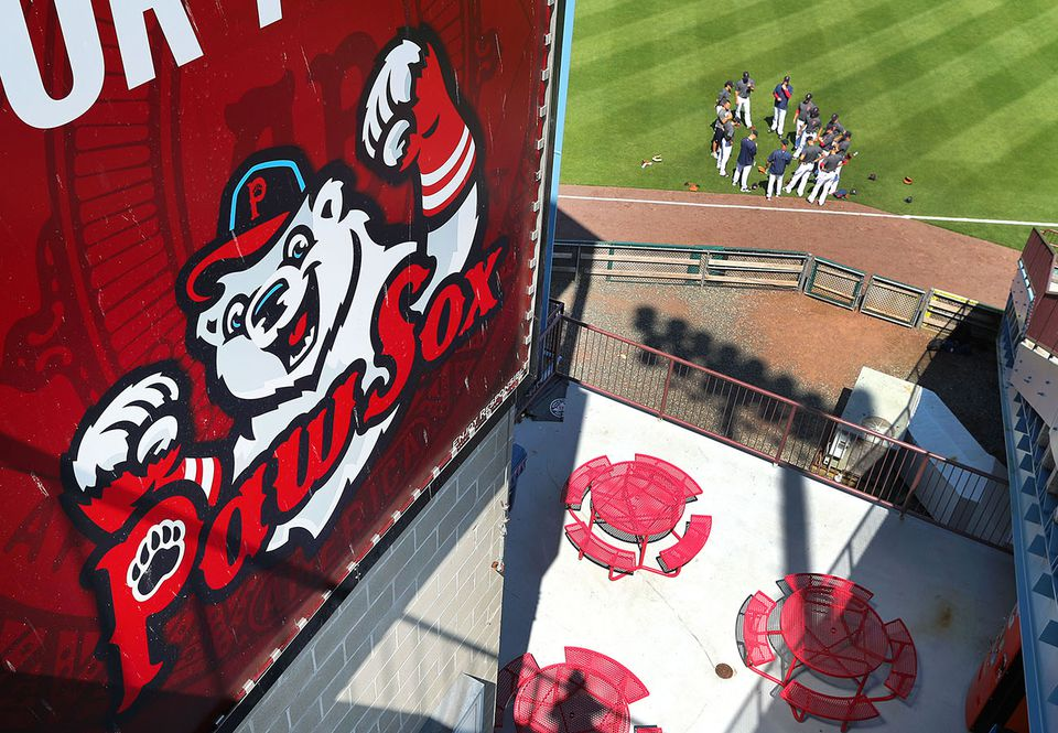 McCoyStadium in Pawtucket, R.I., is the current home of the PawSox, but that will change.
