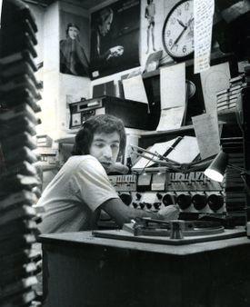 Charles Laquidara in 1972.