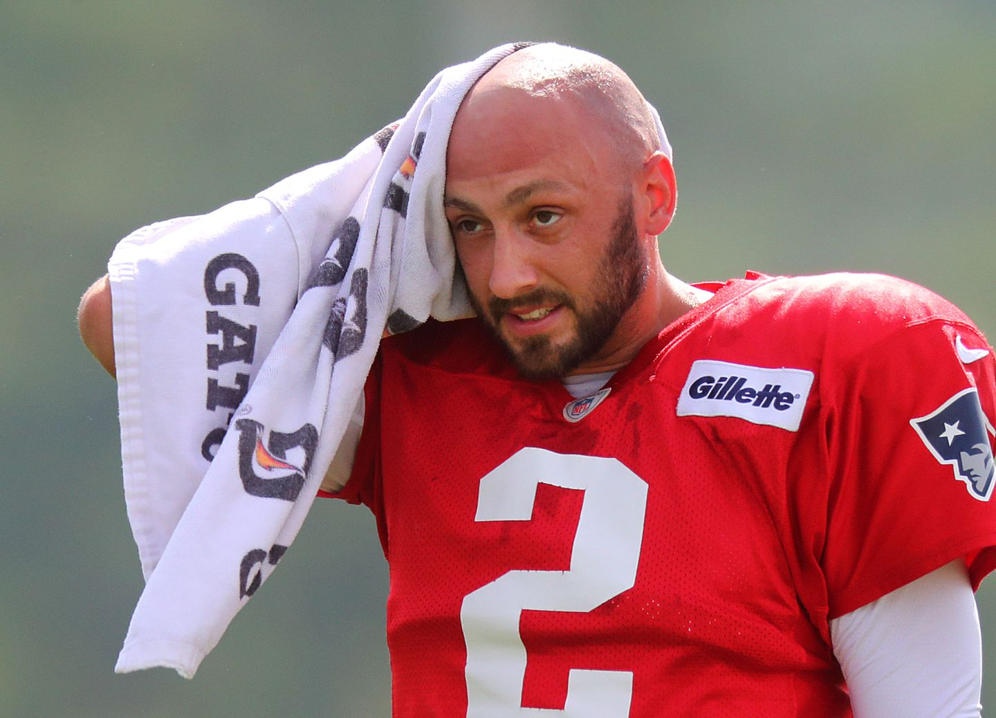 The Vip Lounge With Brian Hoyer The Boston Globe