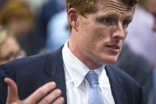 That guy who AOC beat? He's hosting a fund-raiser for Joe Kennedy