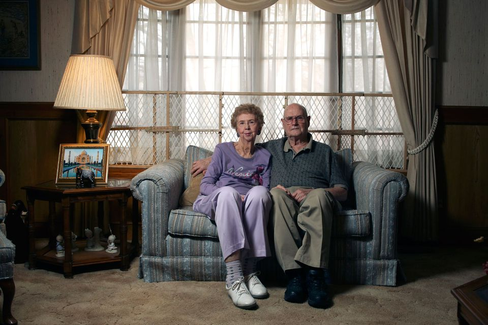 Elizabeth and Jerry Sutton of Missouri are trying to regain their savings.