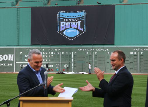 New college football bowl game bound for Fenway Park