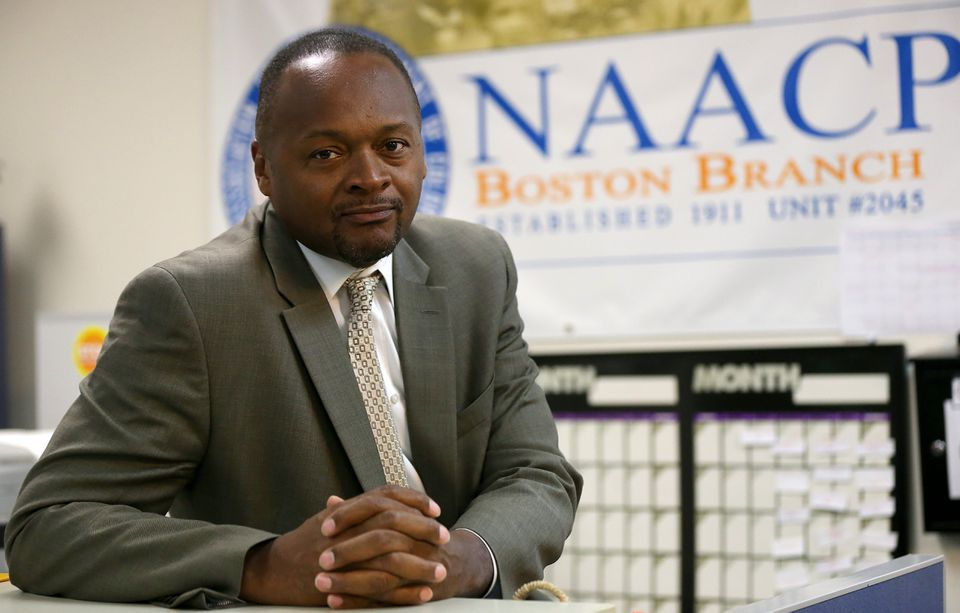 Michael Curry, head of the local branch of the NAACP.