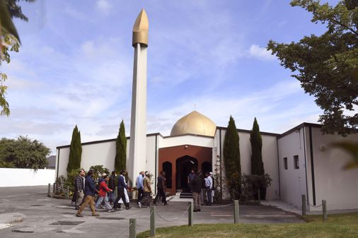 New Zealand Shooter Facebook: Accused New Zealand Mosque Shooter Charged With Terrorism