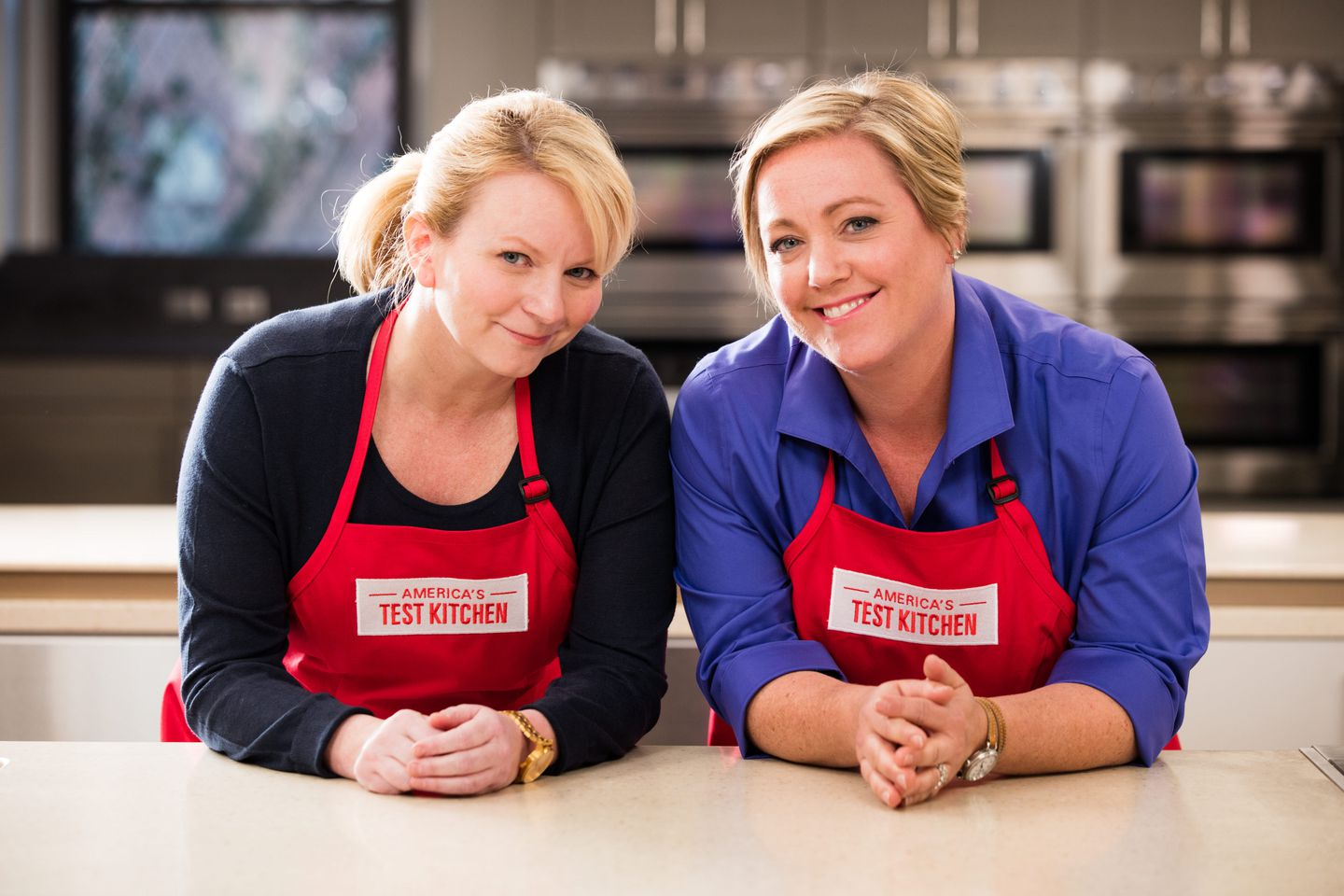 America S Test Kitchen Has A New Host Two Of Them The Boston Globe