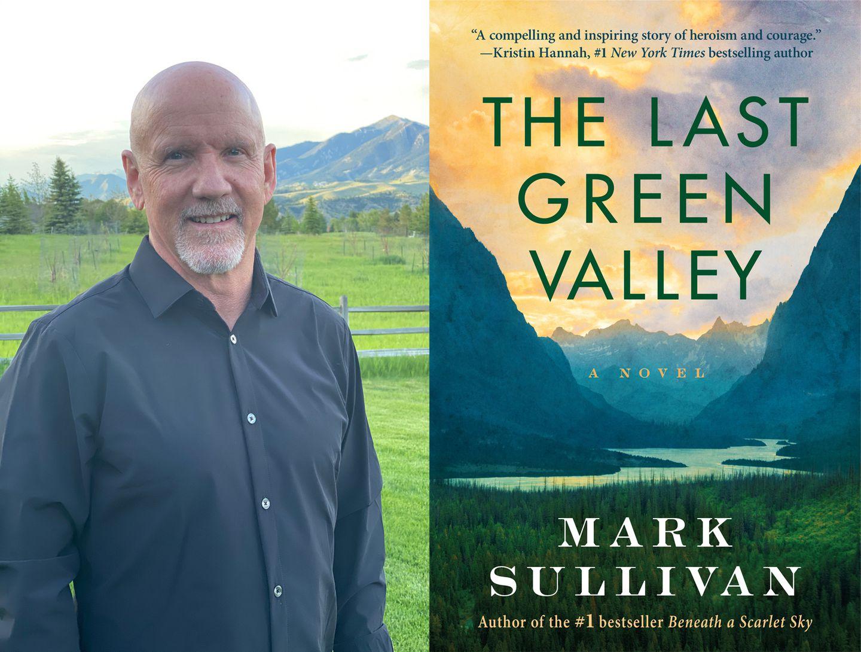 """Mark Sullivan, author of """"The Last Green Valley."""""""