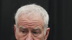 """Temperamental tennis great John McEnroe provides voice-overs for the main character's thoughts in the coming-of-age Netflix series """"Never Have I Ever."""""""