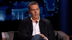 """Hunter Biden appeared on """"Jimmy Kimmel Live,"""" where he discussed his new book """"Beautiful Things."""""""