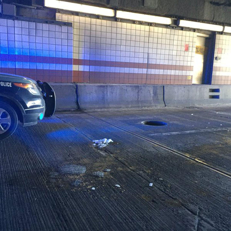 Dislodged Manhole Cover Caused Fatal Crash On I 93 Authorities Say The Boston Globe