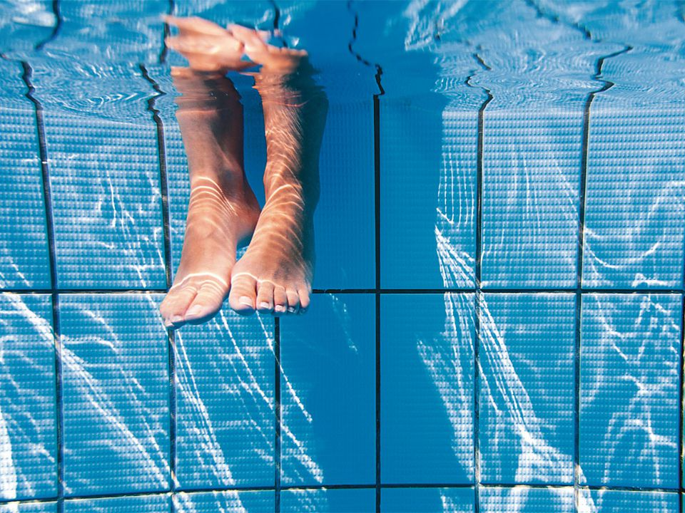 Harmful germs may be lurking in your local public pool.