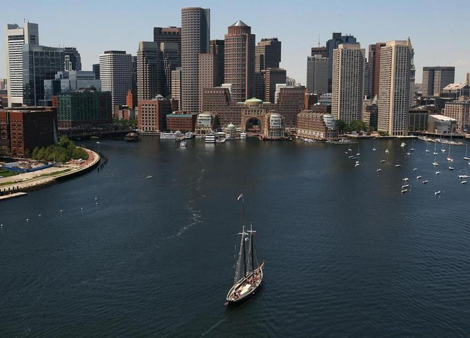 The Massachusetts Water Resources Authority has fulfilled its mission of cleaning up Boston Harbor.