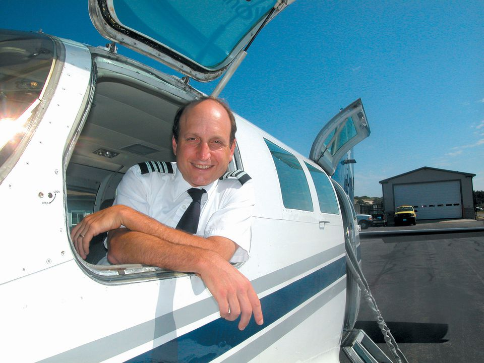 Dan Wolf cofounded Cape Air and he serves as state senator for the Cape and Islands district.