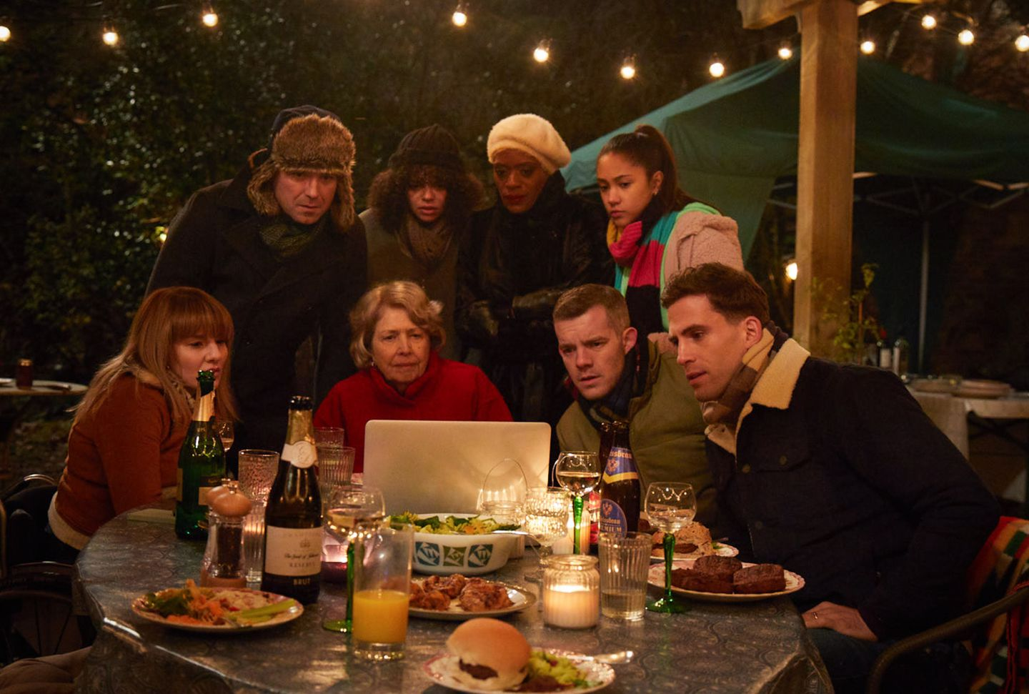 "A scene from HBO's ""Years and Years."""
