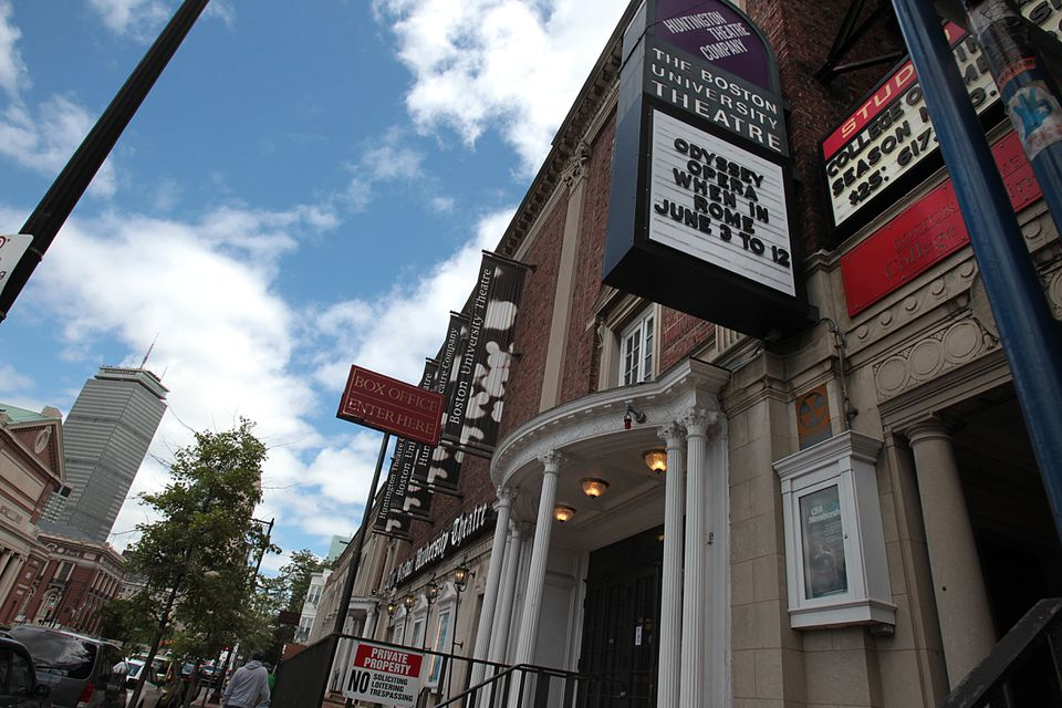 As part of the development project, the Huntington would be responsible for refurbishing its 92-year-old theater.