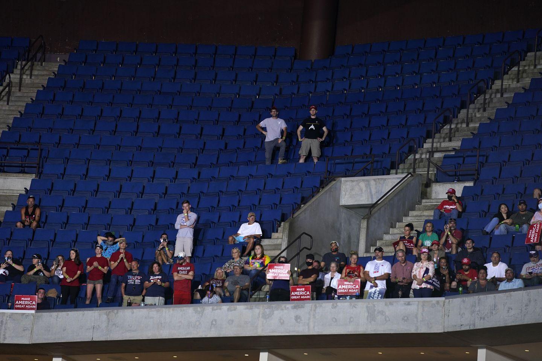 Ignoring warnings, Trump presses ahead with Tulsa rally - The ...