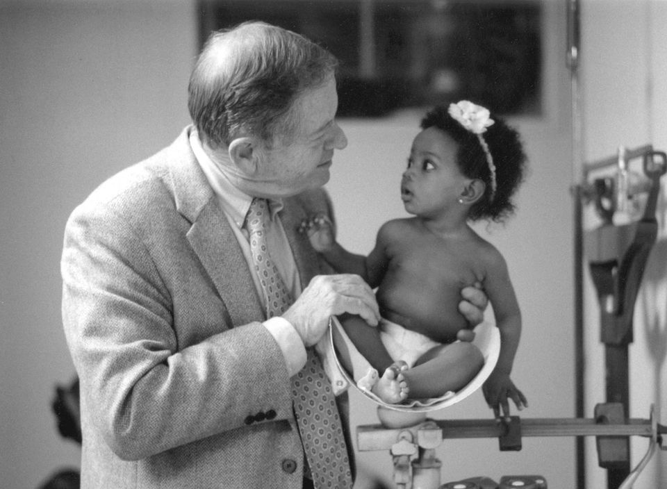 Dr. Brazelton said the joys infants provided was an animating force throughout his career.