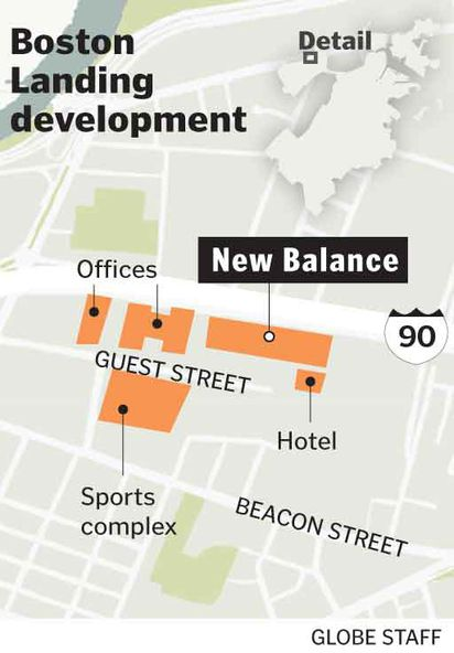 The Neighborhood Effect Boston Review >> New Balance S New Brighton Hq An Ode To Old Urbanism The