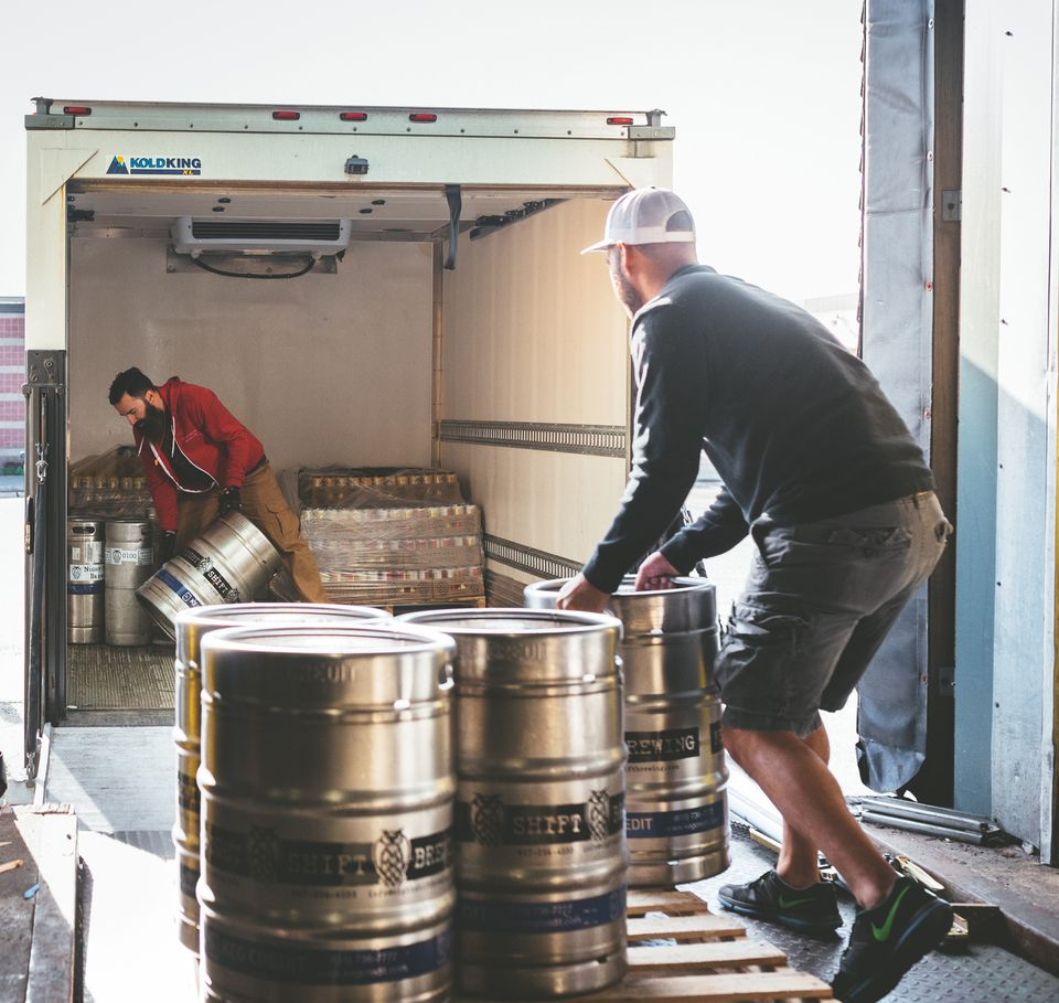 Night Shift hopes to bring beers from as many as 25 craft-beer-makers to retailers across the state in a new fleet of refrigerated box trucks.