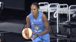 Chicago's Azura Stevens, a Pawtucket, R.I., native, is coming off knee surgery and expected to provide an offensive punch.