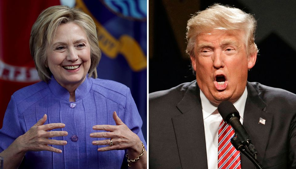 Donald Trump was in Greensboro on Tuesday, and Hillary Clinton makes a swing through the state next week.