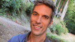 Ari Shapiro at Salmon Creek Farm in Albion, Calif.