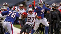 Patriots cornerback J.C. Jackson was second in the NFL last season with nine interceptions.
