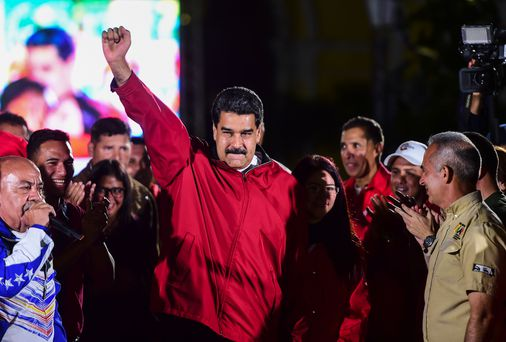 Venezuela defiant as US moves to sanction president - The Boston Globe
