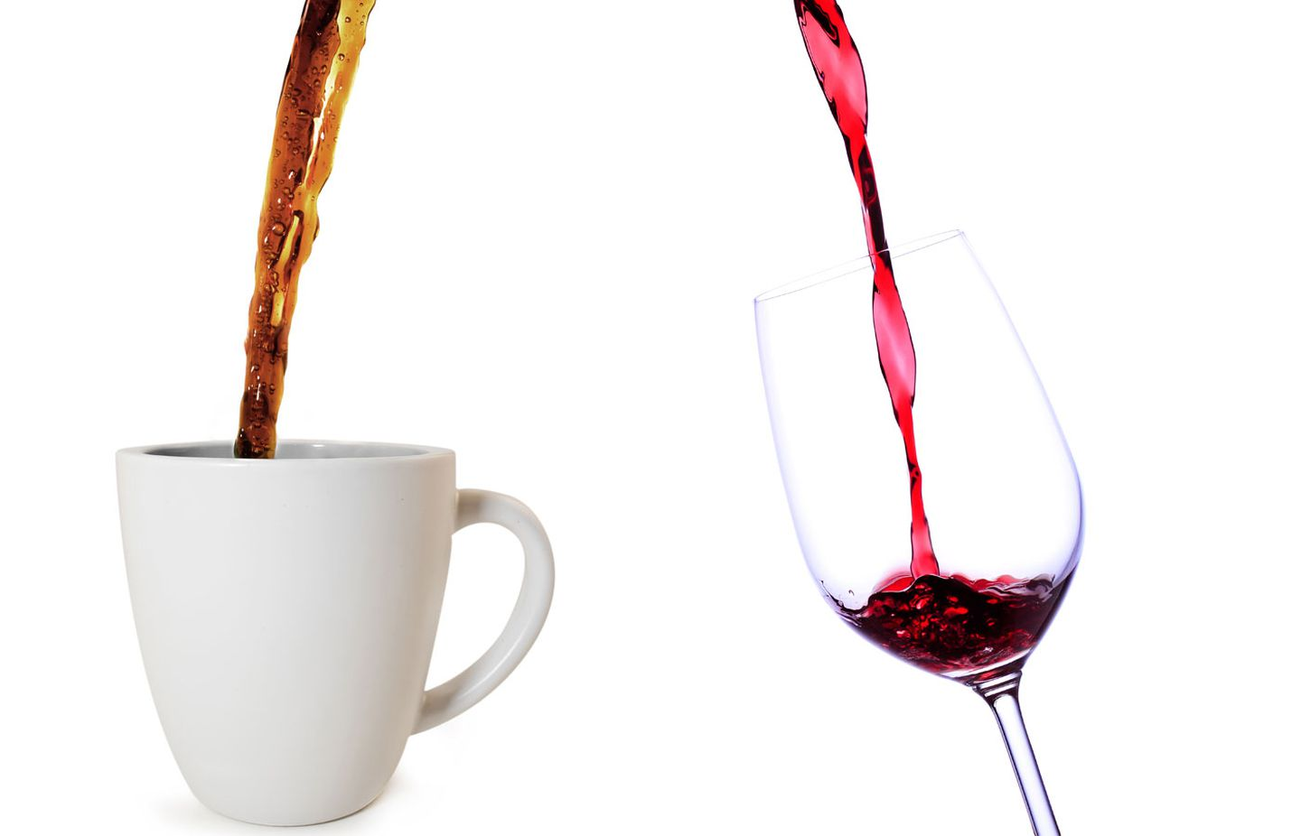 Coffee or wine: which is better for you? - The Boston Globe