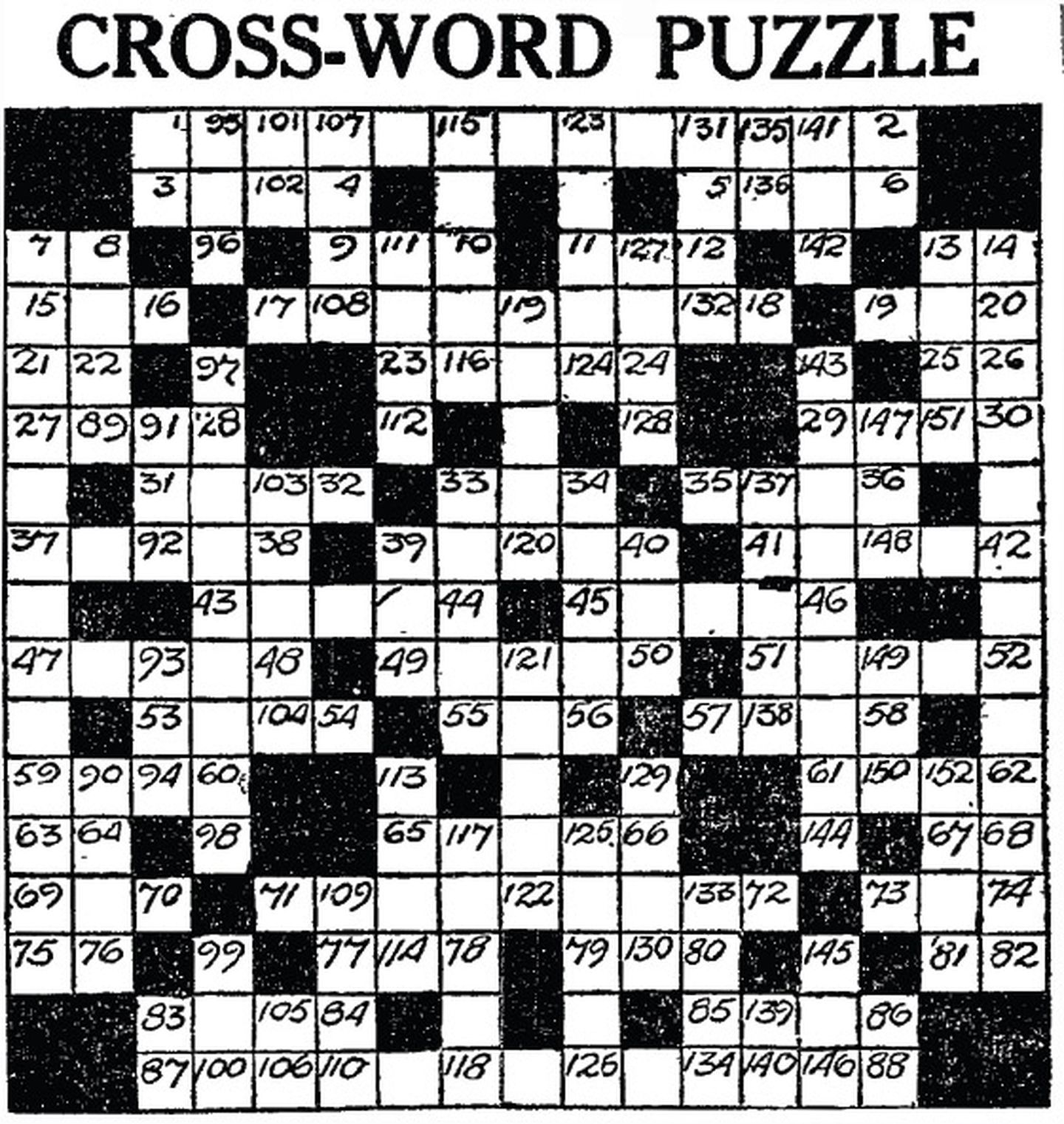 Happy 100th Birthday Crossword Puzzle The Boston Globe