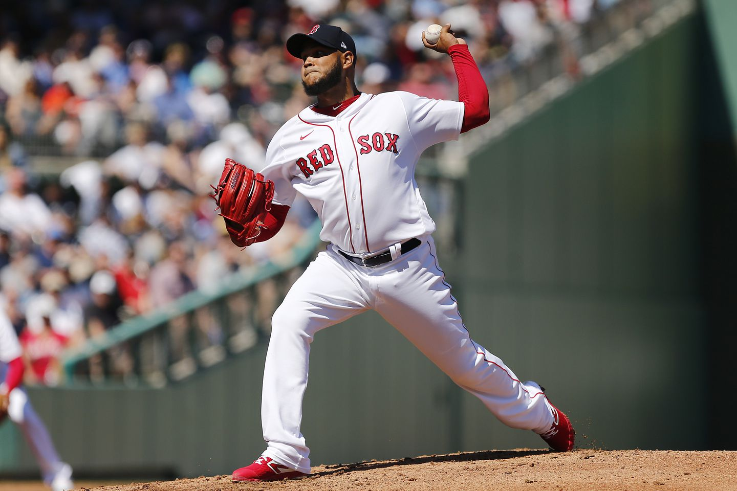 Red Sox pitcher Eduardo Rodriguez has myocarditis, but says he won't opt  out of season - The Boston Globe
