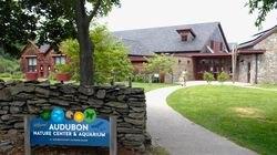 The Audubon Nature Center and Aquarium in Bristol, R.I.