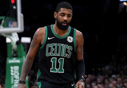 official photos a459e 980ce Kyrie Irving's high school coach believes a departure is ...