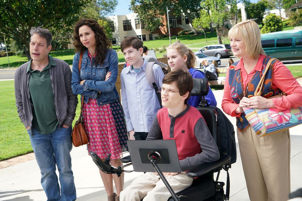 """Speechless"" follows a nonverbal teen and his family after they move to a wealthy town."