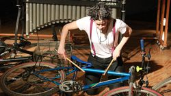 Reynaliz Herrera will perform Sunday for Harvard Museums of Science & Culture's virtual World Bicycle Day Celebration.